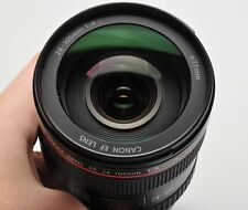 Canon EF 24-105mm f4L IS USM lens in good condition!