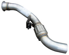 BMW 120D E87 De Cat Bypass Pipe - Exhaust Decat