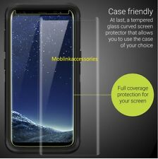 For Samsung Galaxy S8 - 100% Tempered Glass Screen Protector Film