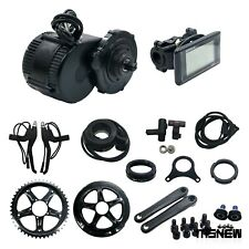 36V 500W Mid-Drive Motor E-Bike Conversion Kits With Integrated Controller Us