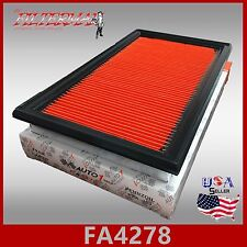 FA4278 AF293 16546-0Z000 OEM QUALITY ENGINE AIR FILTER: ALTIMA MAXIMA & SENTRA