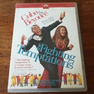 The Fighting Temptations DVD R4 VERY GOOD  FREE POST