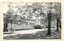c1950 RPPC; Physical Education Bldg University of Oregon Eugene OR, Dotson Photo