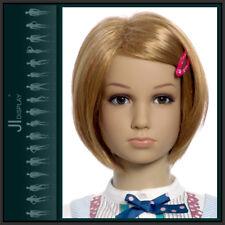 Los niños peluca Wig b2 para niños muñecas Mannequin escaparate muñeca ji Display