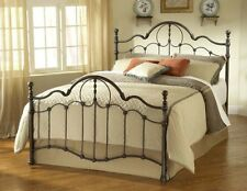 Hillsdale Furniture Venetian Bed Set - Queen - Rails not included Old Bronze NEW