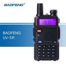 Baofeng Interphone UV-5R FM Walkie Talkie Dual Band VHF UHF Two Way Ham Radio 5R