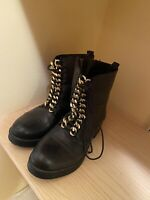 Womens Vince Camuto Leather Boots Size 6