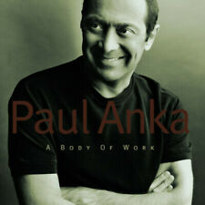 Paul Anka - Body of Work [New CD]