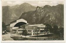 D OBERAMMERGAU, ca. 1930 ungebr. s/w RP AK (Mängel, dünn – siehe Scan)