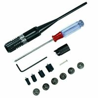 Red Laser BoreSighter kit for .22 to .50 Caliber Rifles Handgun HD1027