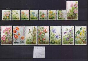 ! Kenya 1988.  Stamp. YT#241/255. €42.50!
