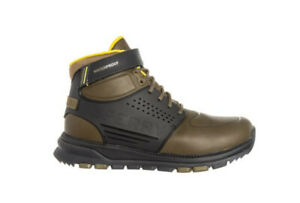 Sperry Top Sider Seamount Black Olive Chukka Outdoor Trail Boots 8.5 Mens
