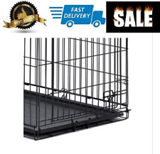 Dog Crate Tray 41x28 Replacement Pan Pet 42 Inch For Kennel Cage 42in Bed Screen