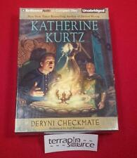 Deryni Checkmate - Chronicle of the Deryni Book 2 by Katerine Kurtz - CD Audio