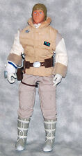"""12"""" 1/6 Scale Kenner Star Wars Luke Skywalker Hoth Gear Action Figure"""