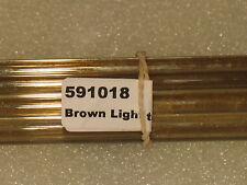 Moretti/Effetre #018 Light Brown Glass Rods