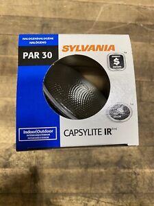 SYLVANIA 50PAR30/CAPIR/NFL25 130V 50W PAR30 Capsylite IR Halogen CASE OF 13.