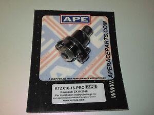 Kawasaki ZX10R 16-18 APE Manual Camchain Tensioner. Pro Series. KTZ10-16PRO