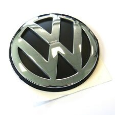 ORIGINAL VW Emblem Zeichen Logo chrom Heckklappe VW Golf IV 1J6853630B ULM