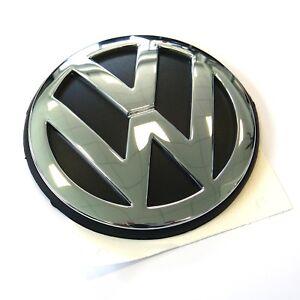 ORIGINAL VW Emblem Zeichen Logo Heckklappe Golf IV Lupo Polo 1J6853630B ULM