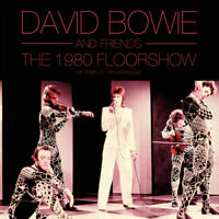 "David Bowie : The 1980 Floorshow: The Complete 1973 Broadcast VINYL 12"" Album"