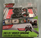 Air Hogs HELIX Video Quad Copter Flying Drone - take videos, pics FACTORY SEALED