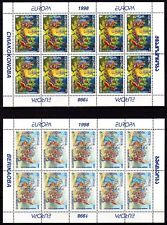 Georgien 296/97 ** KB Europa 1998 Michel 42,00 (2786)