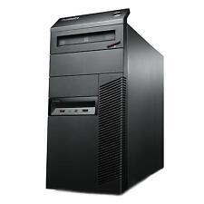 Lenovo Thinkcentre M92p 2992f4g Torre Pc De Escritorio Core I5 3470 3.2 ghz 4 Gb 1x4 Gb