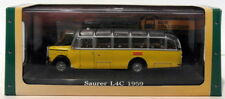 Atlas Editions 1/76 Scale Diecast 7 163 104 - 1959 Saurer L4C - Yellow