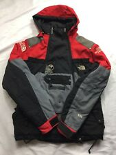 VTG The North Face Steep Tech 550 Womens Size S Apogee Ski Jacket Red Black