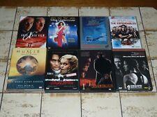 GLADIATOR DAS BOOT DIE MUMIE AI STADT DER ENGEL DVD SAMMLUNG 25 ORIGINAL DVDS