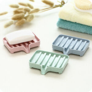 Plastik Seifendose Seifenschale Seifenhalter Seifenbox Reise Badezimmer k