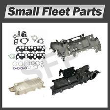 Sprinter Intake Manifolds Oil cooler Gaskets Left Right Fits Dodge Freightliner