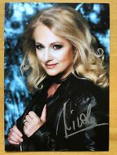 Nicole AK 50 Ist das neue 25 Autogrammkarte original handsigniert 2