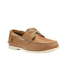Zapatos planos de mujer Beige Talla 39.5