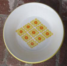 MIKASA Mexicana • Ben Seibel vintage bowl Dish goldfinch yellow 605 Japan rare