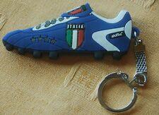 Italien Italia Sloffie Schuh Schlüsselanhänger Anhänger Fußball