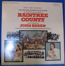 JOHN GREEN, RAINTREE COUNTRY SOUNDTRACK - 2LP RECORD