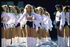 376078 LA Raider Cheerleaders A4 Photo Print