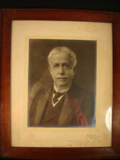 photograph Dr. Wilfred Sefton medical heart lung specialists 1927 vintage frame