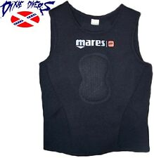 MARES Instinct 2mm Spearfishing Vest Chest Load Pad Freediving Scuba Diving XS