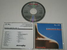 Stereo Play/Highlights CD 7 Masterpieces from Rock Und Pop ( cDSP 15737) Album