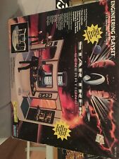 playmates STAR TREK GENERATIONS MOVIE engineering playset NEW IN BOX. Opened