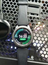 Smartwatch - Samsung Gear S3 Frontier -  schwarz - Gebraucht(Sehr gut)