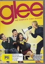 Glee : The Complete First Season (2011, 7-Disc Set) - DVD REGION 4