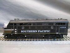 MRC HO Scale Southern Pacific F7A Black Widow Locomotive DC Powered