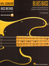 Ed Friedland Blues Bass Schule Tab Noten mit Download Code