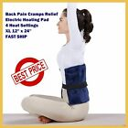 Electric Heating Pad Cramps Neck Back Pain Relief XL Size 12