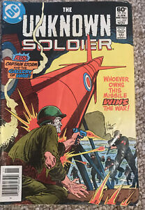 The Unknown Soldier No. 257