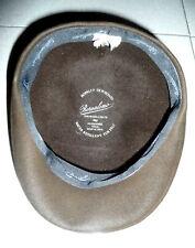 Borsalino Claudette RASATO C//cannete /'Femmes Flapper Chapeau de Lapin de poils